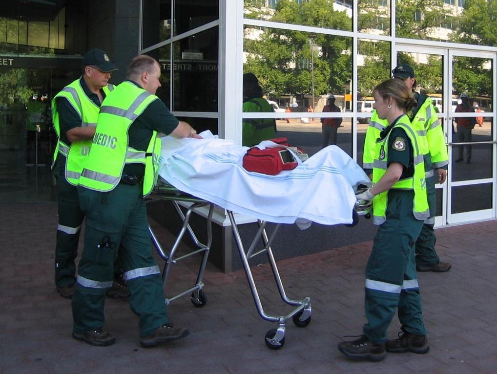 CPR / Emergency Medical Services training - Trinity Training Consultants - Ocala, FL