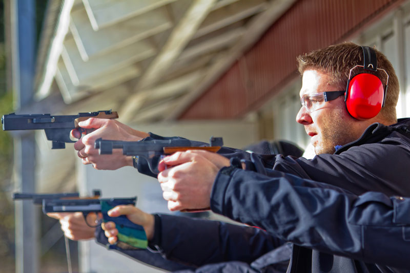 Firearms Training - Concealed Weapons Course