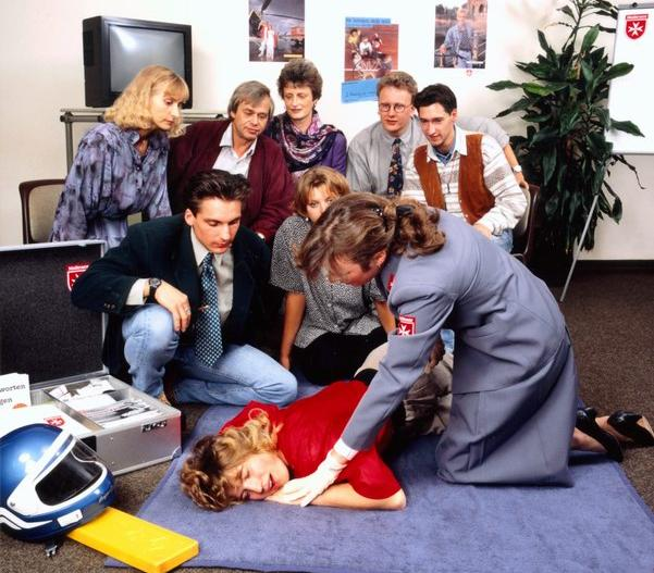 First Aid Training Class - Trinity Training Consultants - Ocala, FL