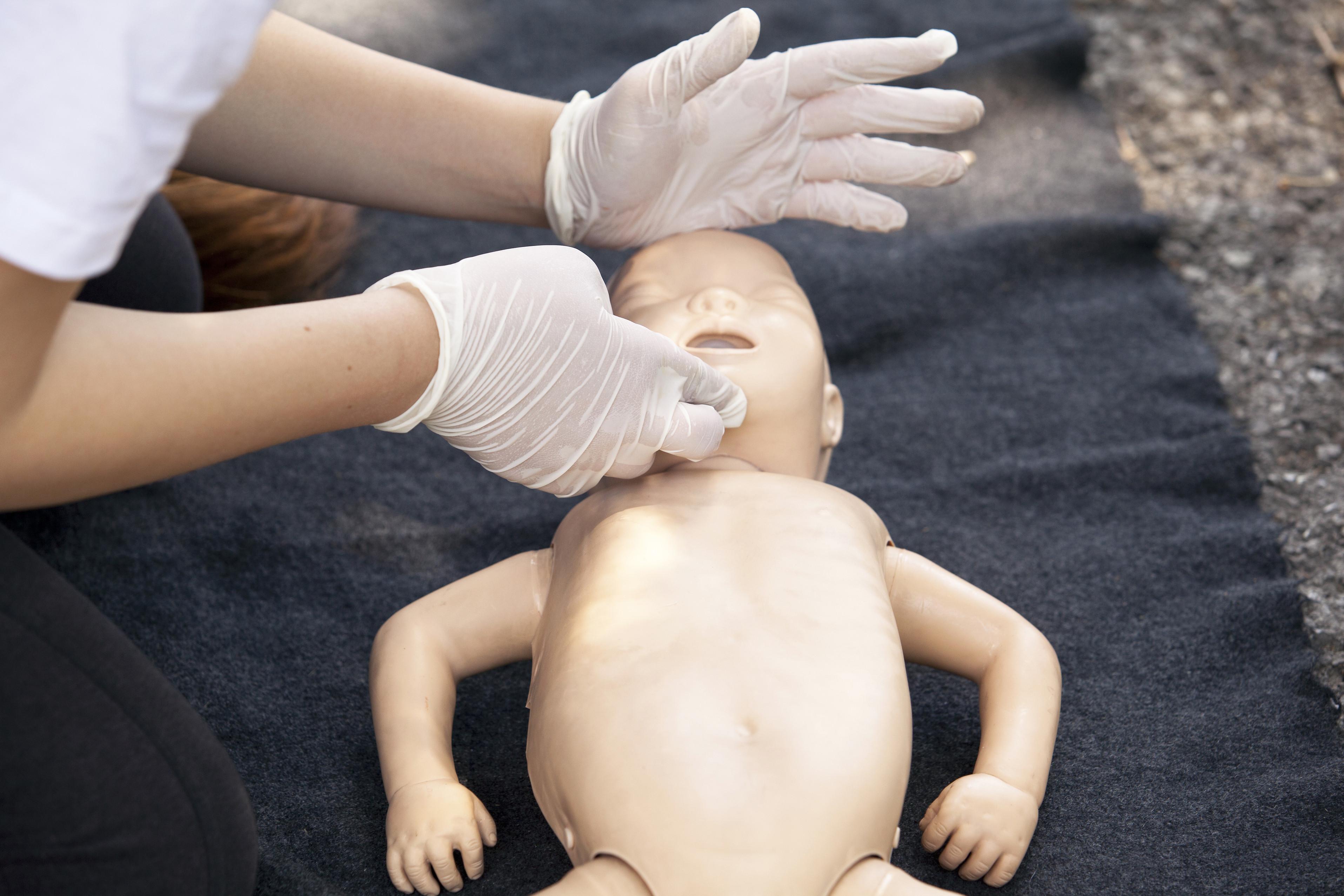 Pediatric Advanced Life Support Training - Trinity Training and Consultants, Ocala, FL