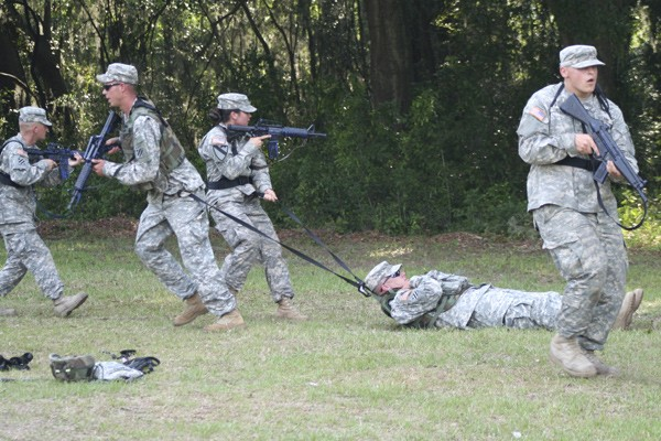 Immediate Reaction Team Training - Ocala, FL