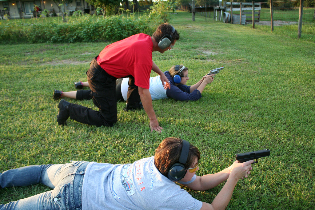 Ocala SWATT Training in Shooting