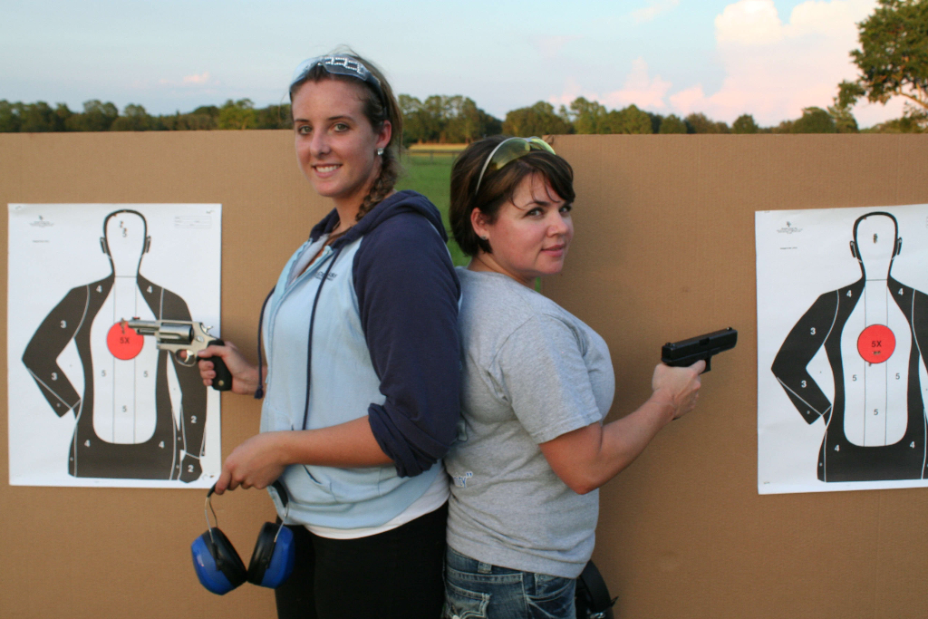 Women's Defensive Shooting Training in Ocala, FL