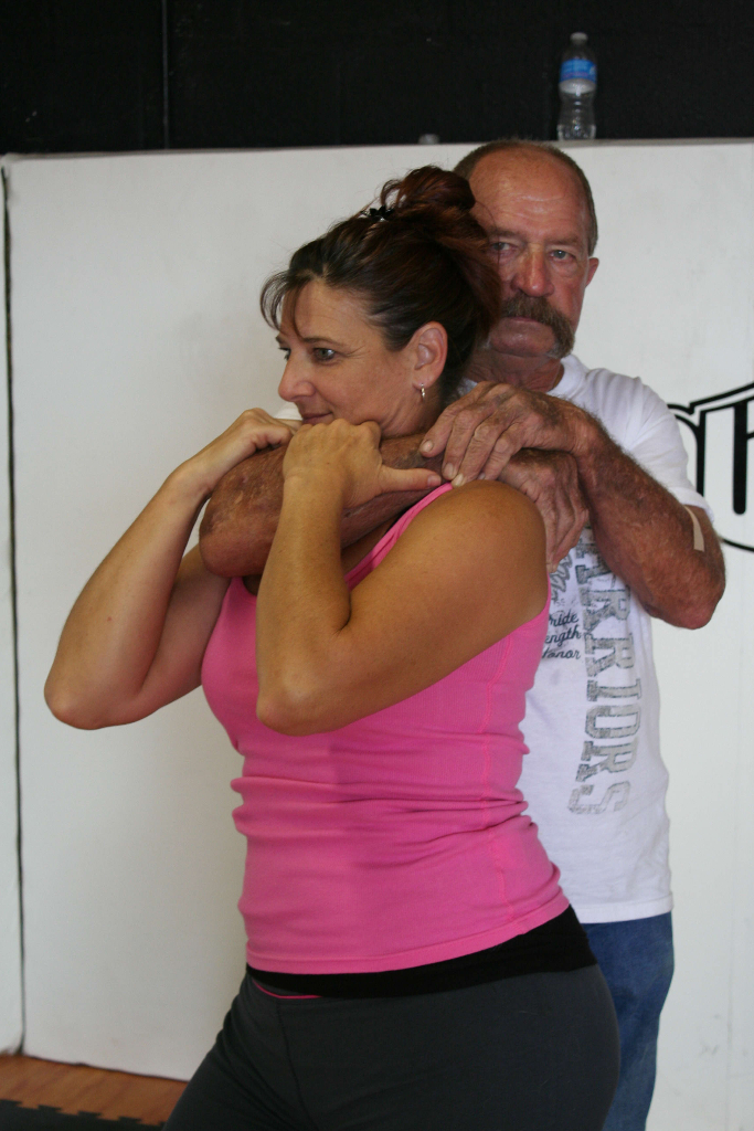 Ocala Women's Self Defense Training